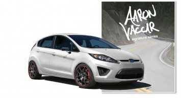Ford Fiesta by Aaron Vaccar
