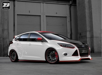 Ford Focus by Bojix Design