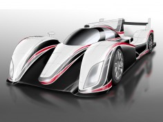 Toyota previews hybrid Le Mans car LMP1