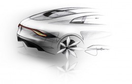 Volvo Concept You Design Sketch
