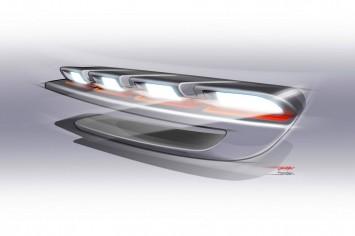 Volvo Concept You Design Sketches - Car Body Design