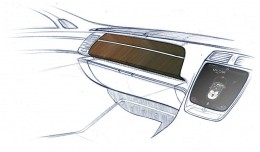 Volvo Concept You Interior Design Sketch