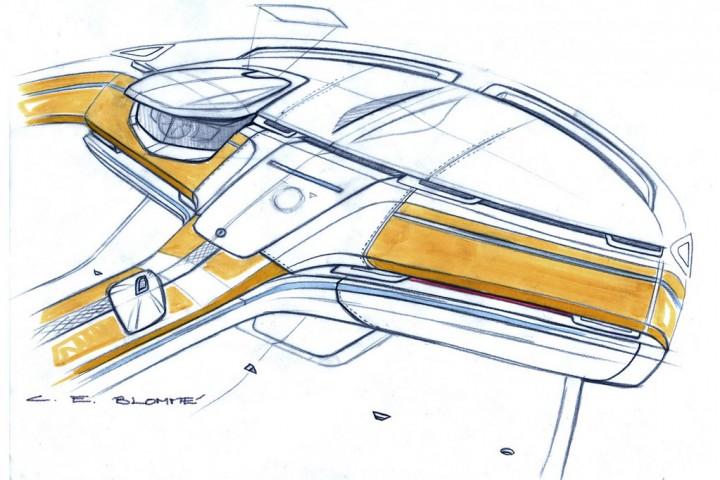 tesla concept cars and behance on pinterest. Black Bedroom Furniture Sets. Home Design Ideas