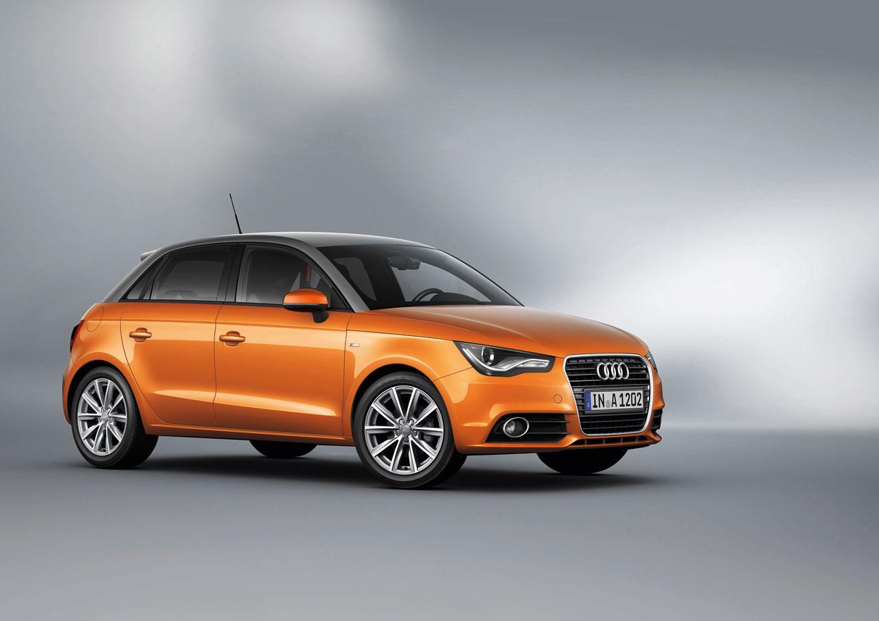 Audi a1 sportback car body design for Audi a1 sportback interieur