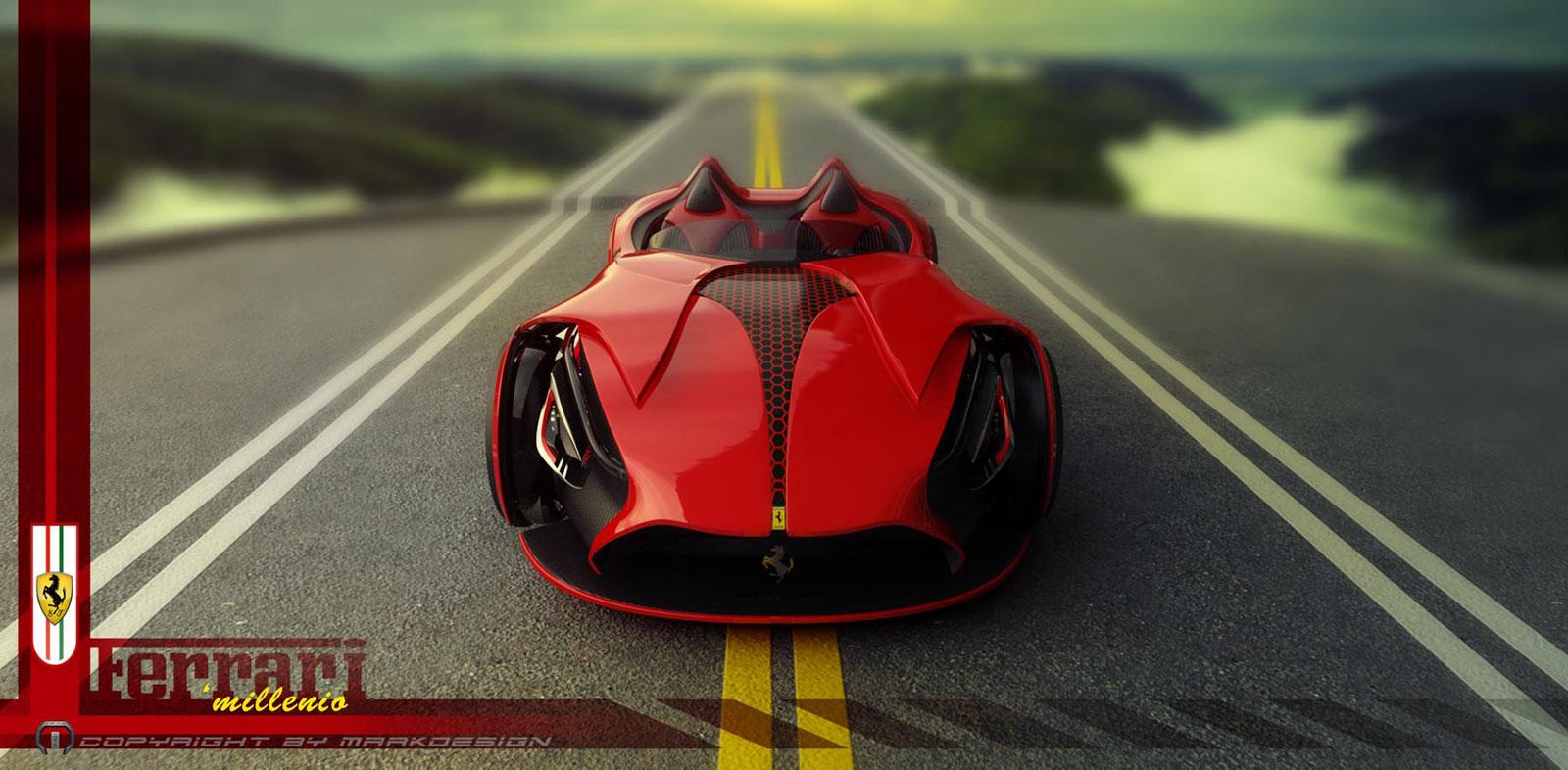 Ferrari Millenio Concept