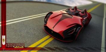 Ferrari Millennio Concept