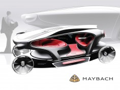 Maybach Berline Concept