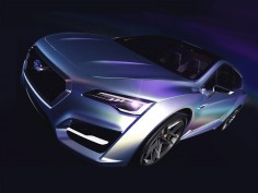 Subaru Advanced Tourer Concept preview