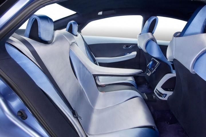 toyota fcv r concept car body design. Black Bedroom Furniture Sets. Home Design Ideas