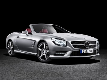 The new Mercedes-Benz SL
