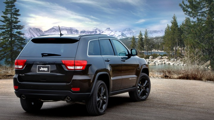 Jeep Unveils 2012 Grand Cherokee Production Intent Concept Car