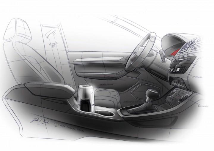 Audi Q3 Vail Concept Page 30 Car Body Design