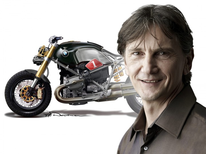 Edgar Heinrich appointed BMW Motorrad Head of Design