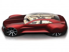 LTU students create a Lincoln Continental Concept for 2025