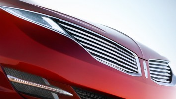 Lincoln MKZ Concept design detail