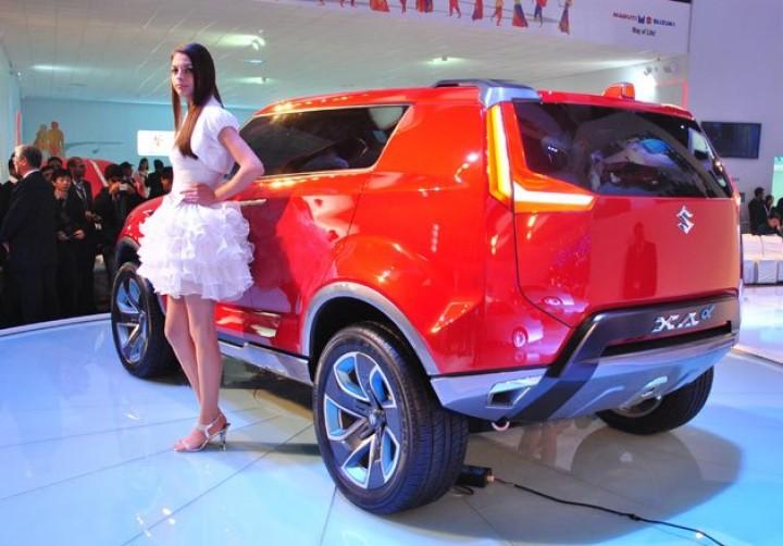 Suzuki XA Alpha Concept ...