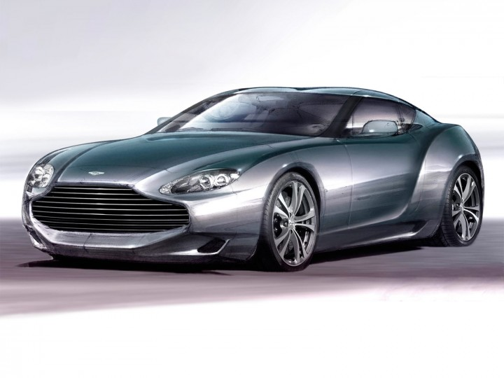 Aston Martin By Zagato History And Sketches Car Body Design