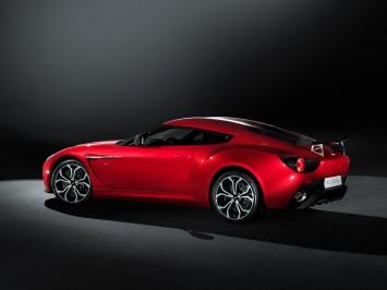 Aston Martin V12 Zagato - Studio shot