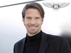 David Hilton is new Bentley Head of Exterior Design
