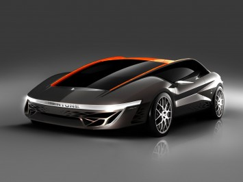 Bertone Nuccio Concept: first images