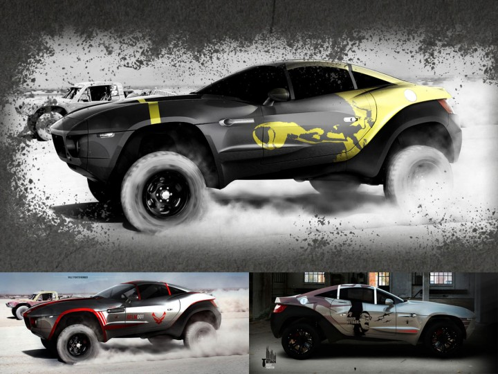 imts rally fighter graphic carskins competition car body design. Black Bedroom Furniture Sets. Home Design Ideas