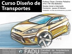 FADU Car Rendering Workshop 2012