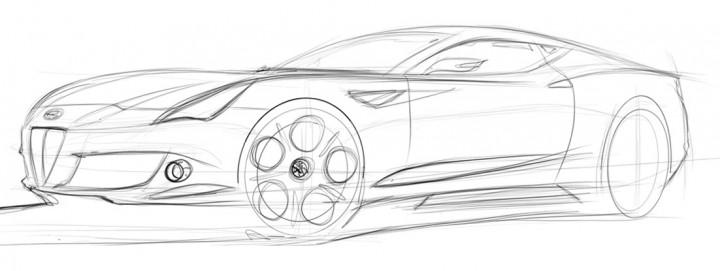 Photoshop Car Rendering Tutorial Car Body Design