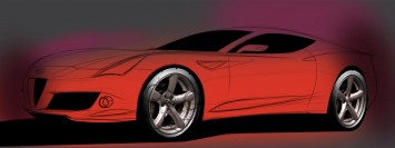 Photoshop Car Rendering Tutorial Step 04