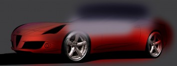 Photoshop Car Rendering Tutorial Step 06