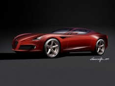 Photoshop-Car-Rendering-by-Michele-Leonello-01