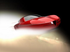 Touring Superleggera Disco Volante Concept preview