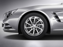 Mercedes-Benz SL-Class - Wheel detail