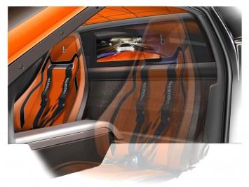 Bertone Nuccio Concept - Interior Design Sketch