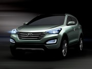 Hyundai Santa Fe preview