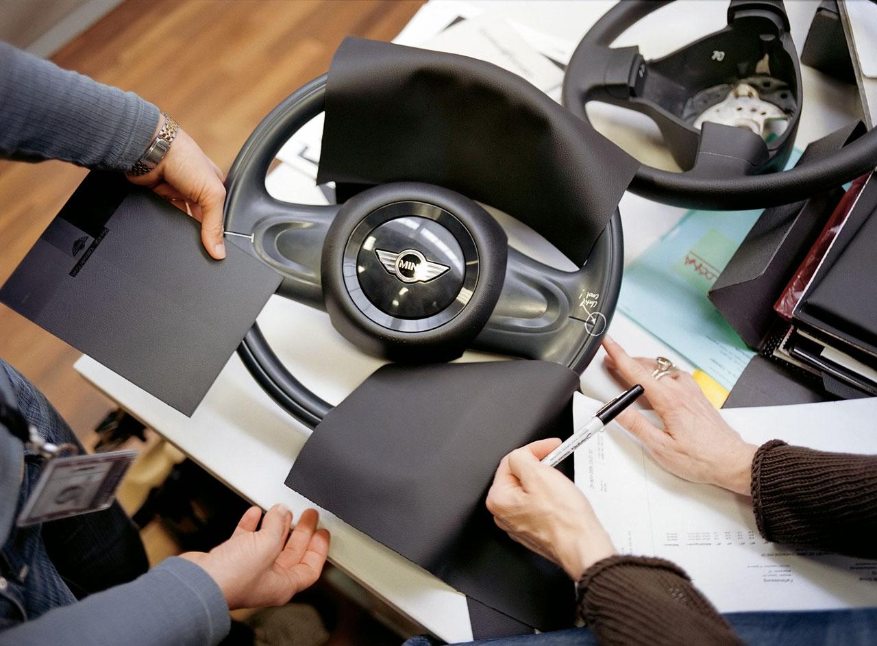 Mini Color And Trim Design Car Body Design