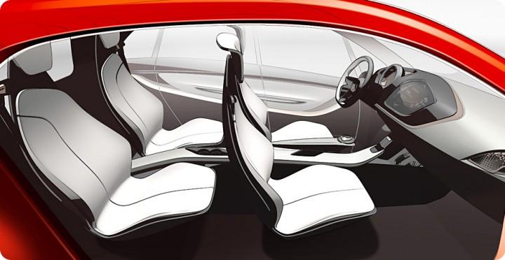 Tata Megapixel Concept Design Sketches And Story Car Body Design