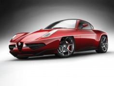 Touring Superleggera Disco Volante Concept: first images