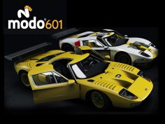 Luxology releases modo 601