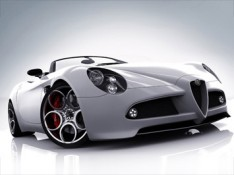 Alfa-Romeo-8C-Spider-3ds-Max-Tutorial