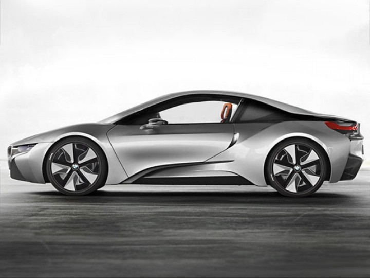 Former BMW DesignWorks designer speculates on the production BMW i8