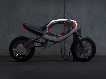 frog e bike concept