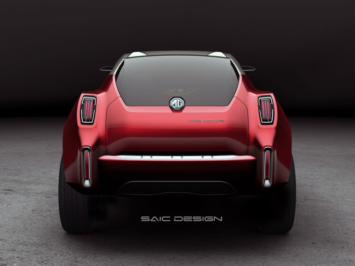 MG Icon Concept wins Best Concept award
