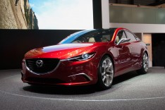 Mazda Takeri Concept at Geneva 2012