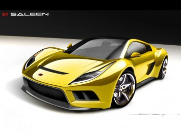 Saleen to develop new supercar