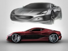 Rimac Concept One: updates (with new VIDEO)