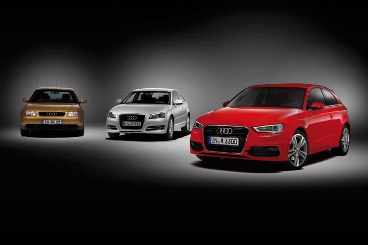 Audi A3: design story - Car Body Design