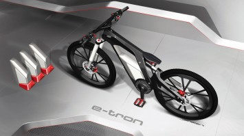 Audi e-bike Worthersee - Rendering