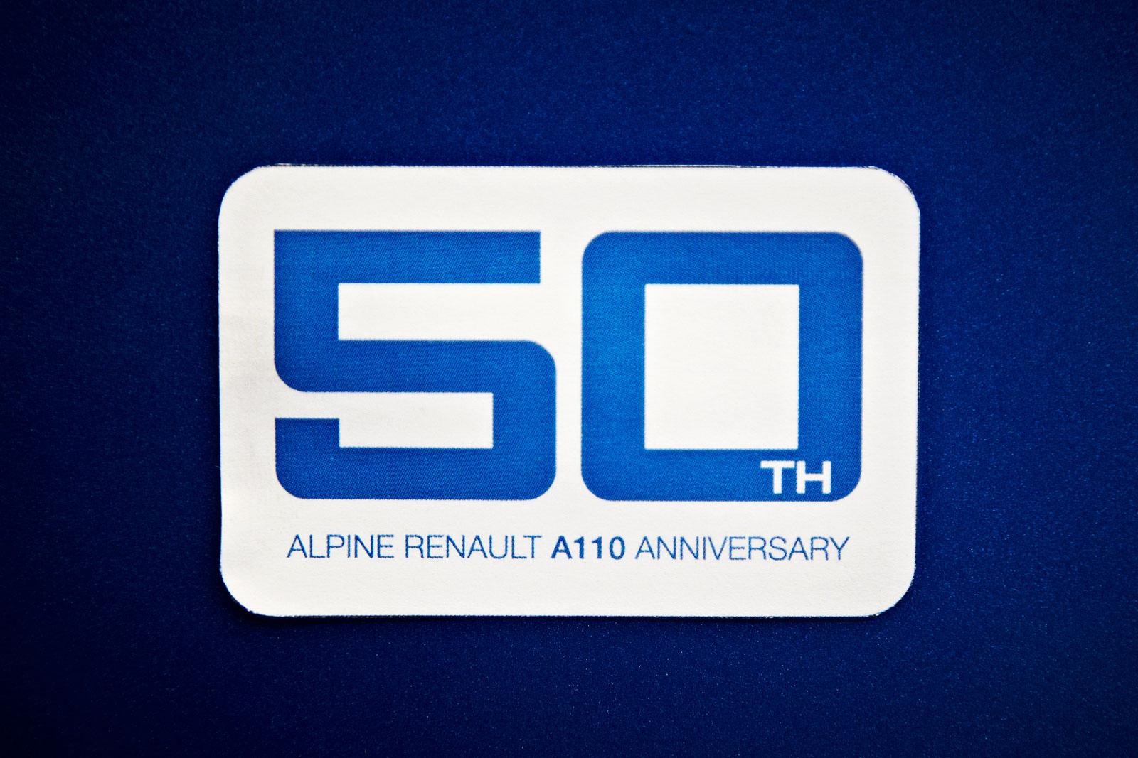 renault alpine a110 50 concept logo car body design. Black Bedroom Furniture Sets. Home Design Ideas