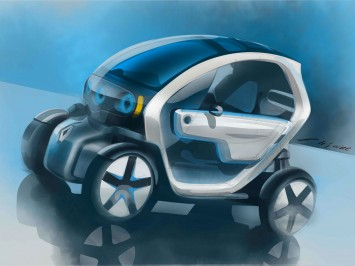 Exclusive: Renault Twizy design story
