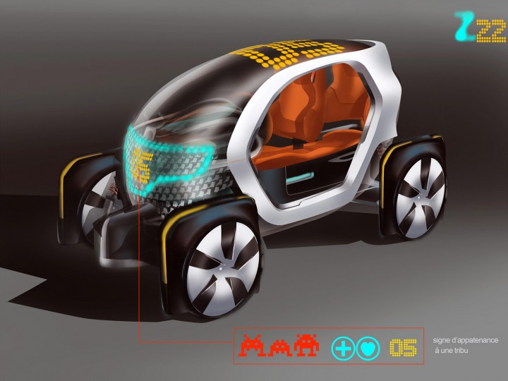 Exclusive: Renault Twizy design story – Part 2